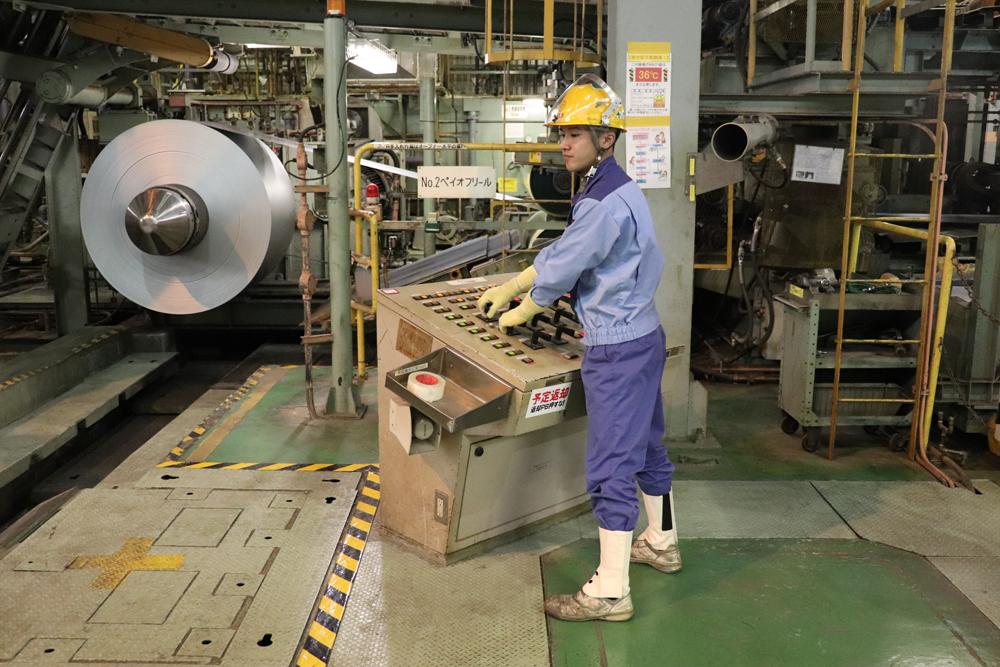 日鉄鋼板株式会社 - 高卒JobNavi
