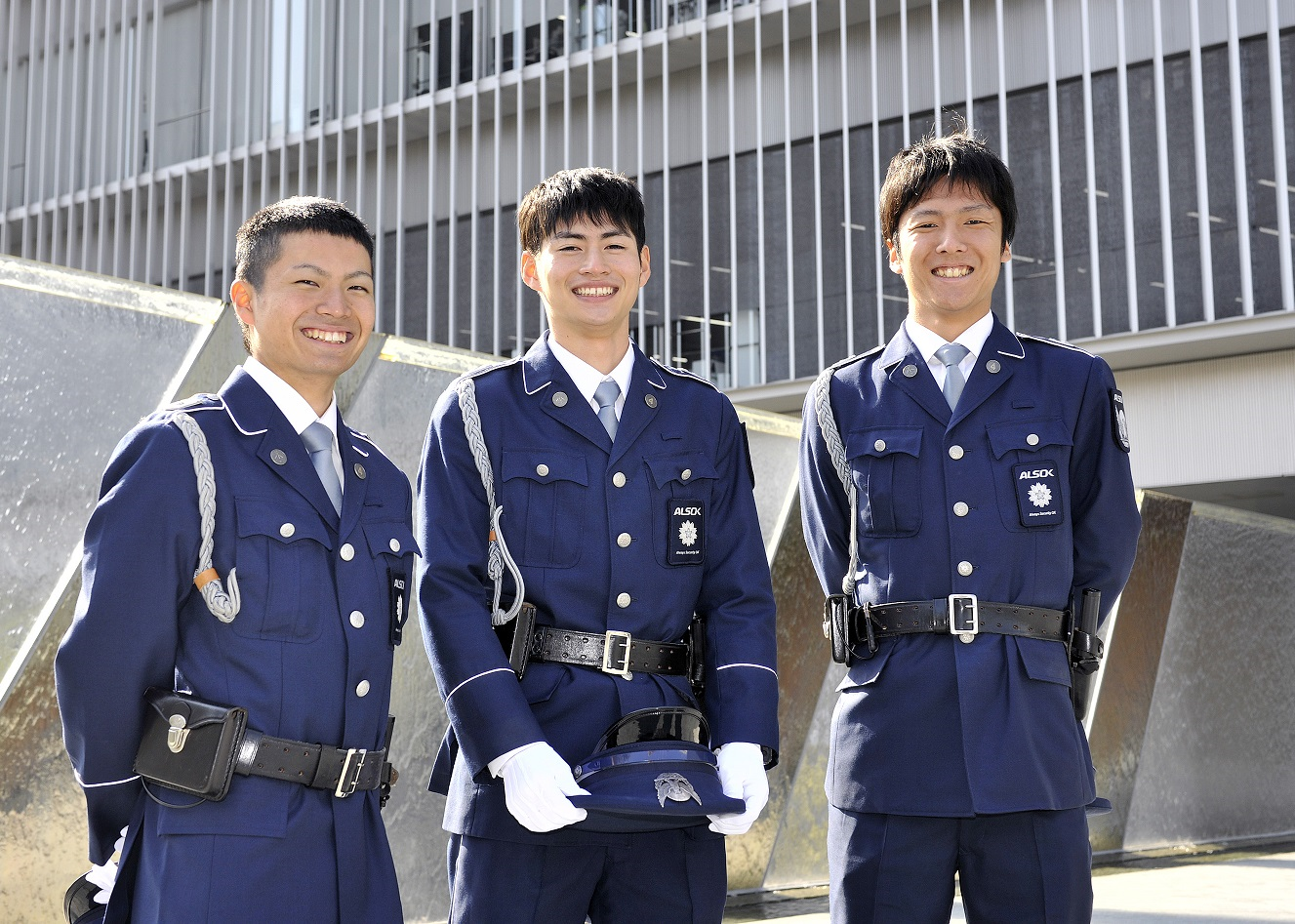 ALSOK東京株式会社 - 高卒JobNavi